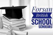 Forsan British School First Term Scholars